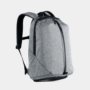 Aer fit pack 2 grey gym backpack shoe compartment